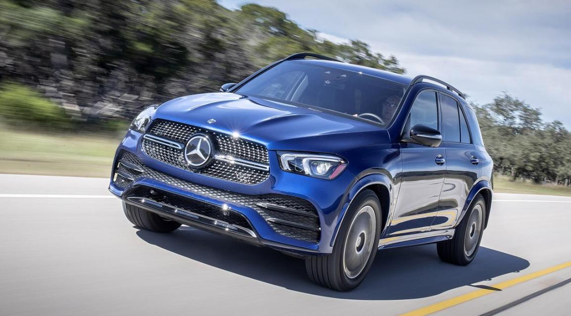 2020 Mercedes GLE Exterior