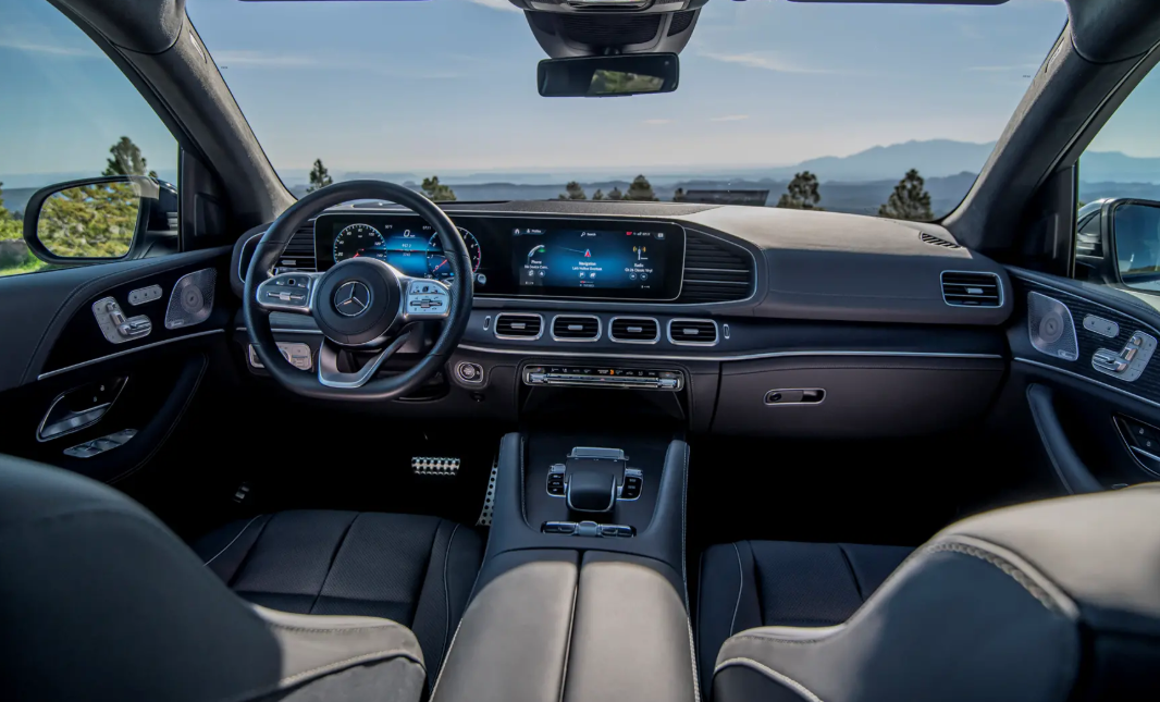 2020 Mercedes GLS 580 Interior