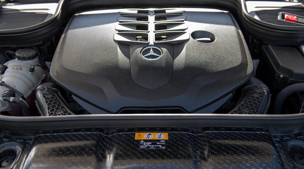 2020 Mercedes GLS Engine