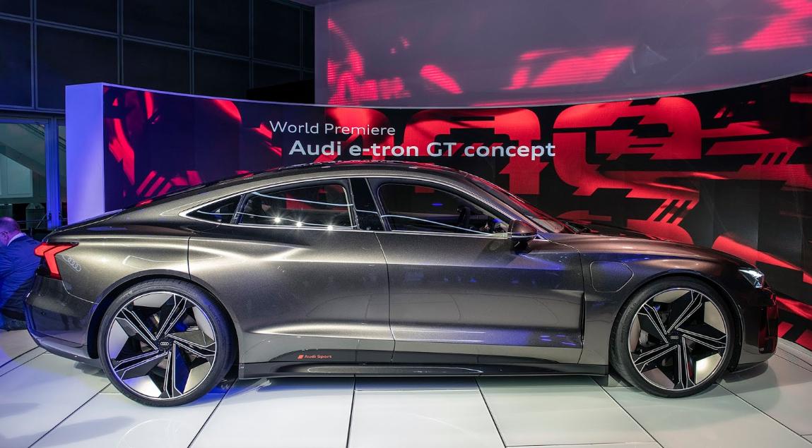 2021 Audi E-Tron GT Price, Concept, Interior | Latest Car ...