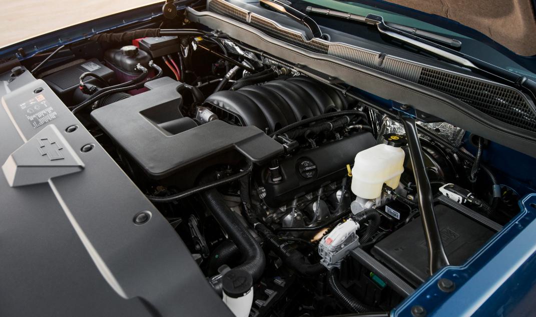 2021 Chevrolet 1500 Engine