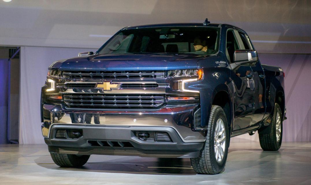 2021 Chevrolet 1500 Exterior