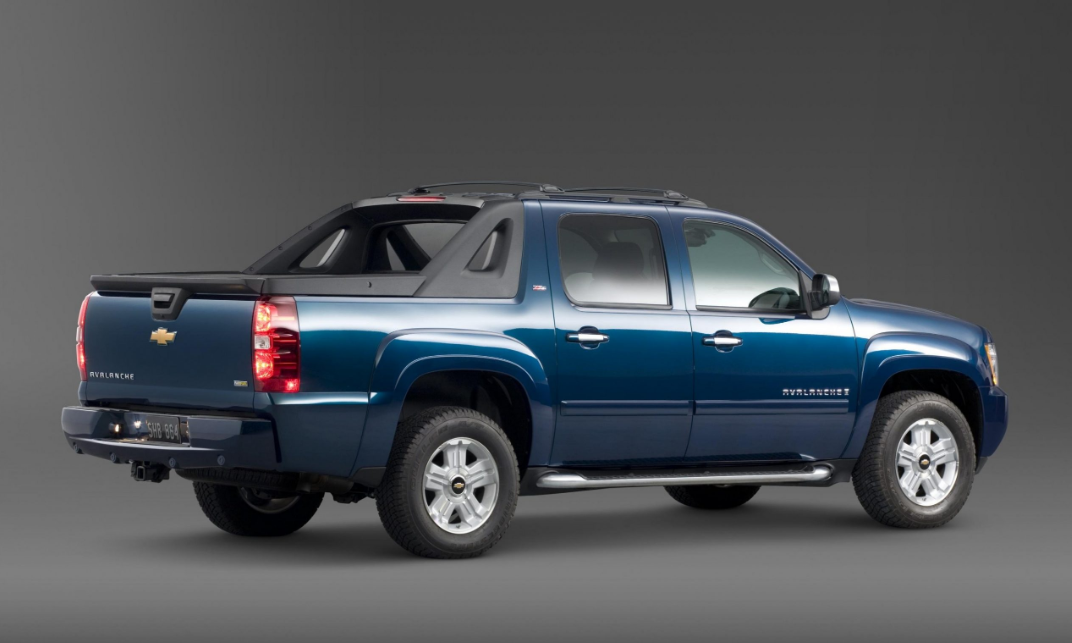2021 Chevrolet Avalanche Engine