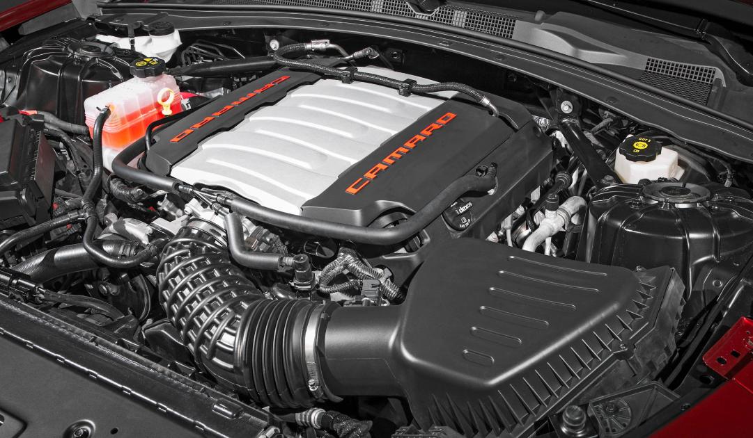 2021 Chevrolet Camaro Engine