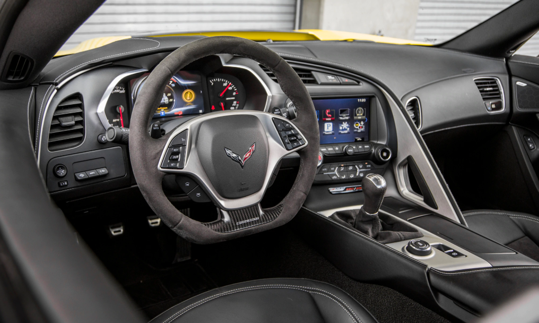 2021 Chevrolet Corvette Z06 Interior