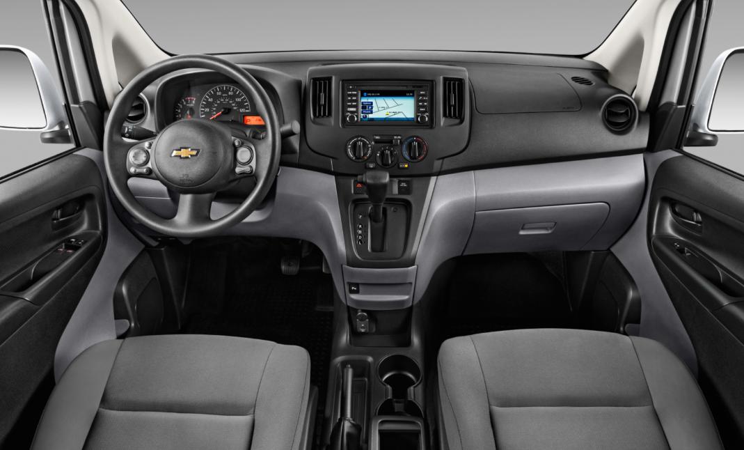 2021 Chevrolet Express Interior