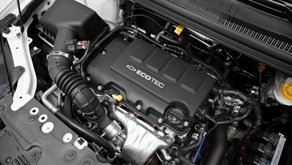 2021 Chevrolet Sonic Engine