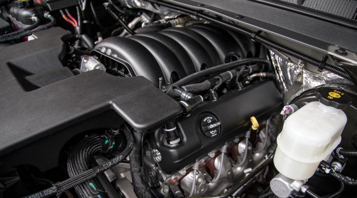 2021 Chevrolet Tahoe Engine