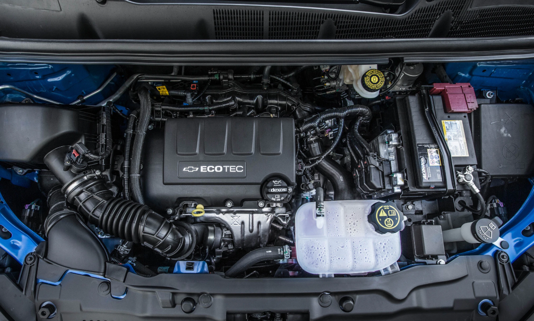 2021 Chevrolet Trax Engine