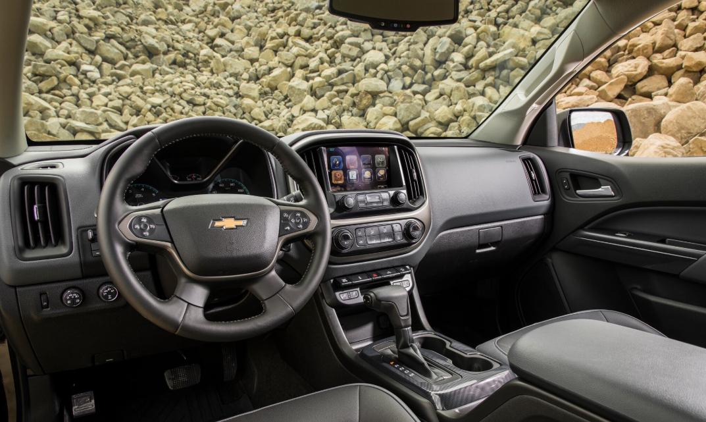 2021 Chevrolet ZR2 Interior