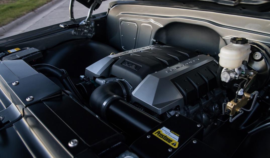 2021 Chevy K5 Blazer Engine