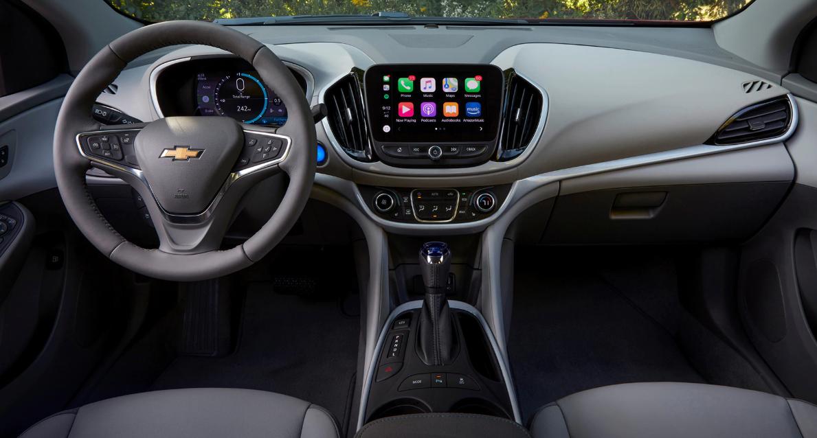 2021 Chevy Volt Interior