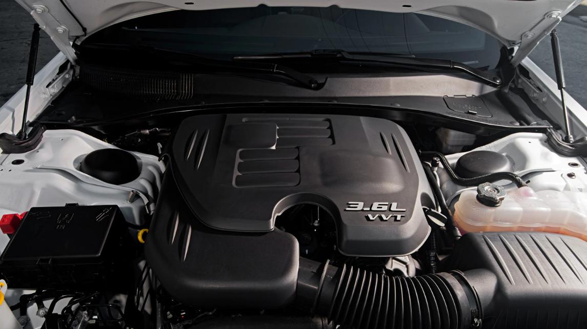 2021 Chrysler 300C Engine