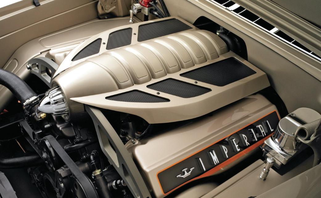 2021 Chrysler Imperial Engine
