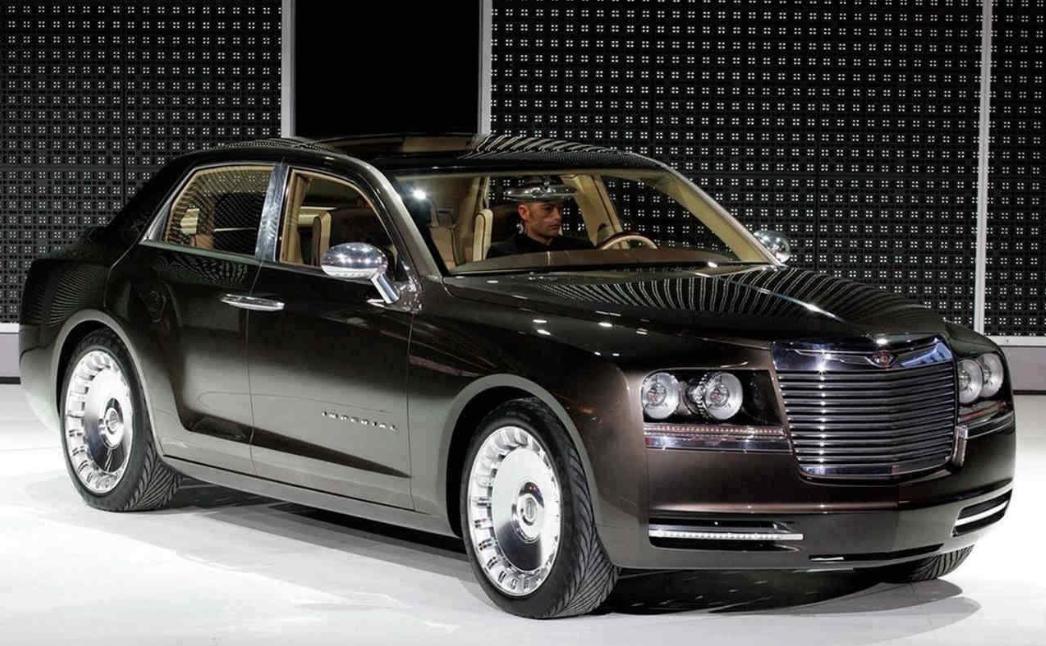 2021 Chrysler Imperial Exterior