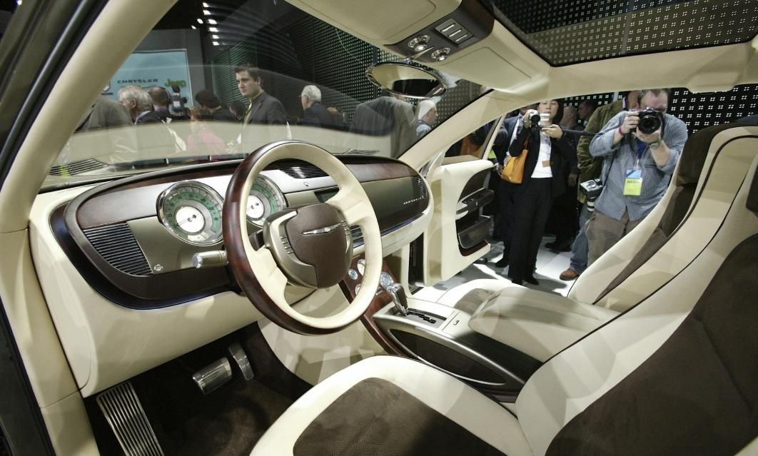2021 Chrysler Imperial Interior
