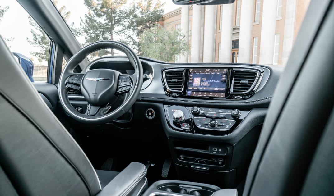 2021 Chrysler Pacifica Hybrid Interior