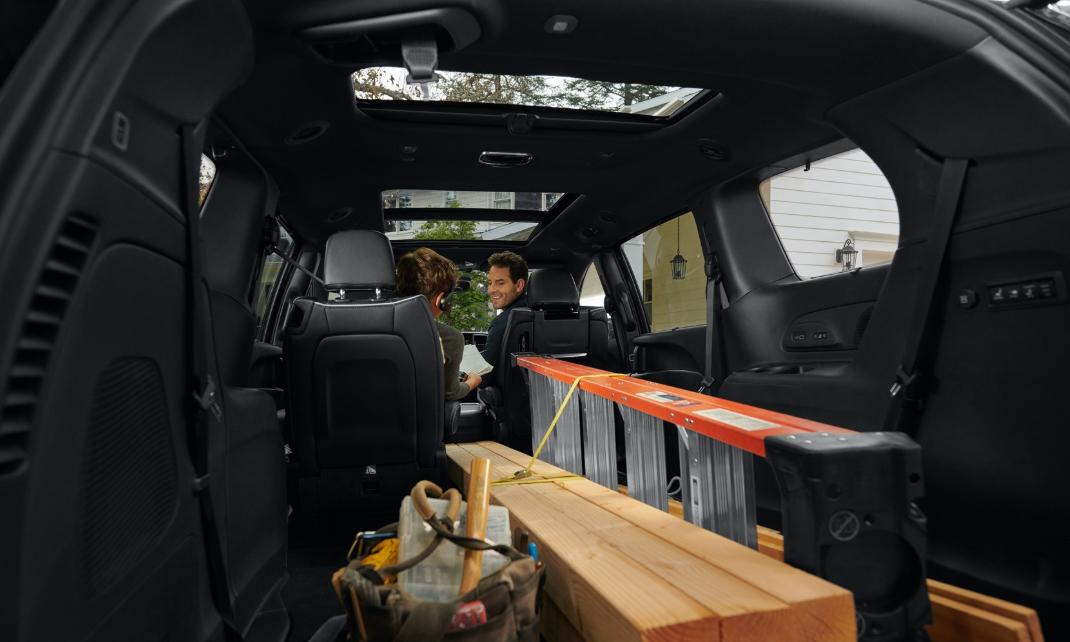 2021 Chrysler Pacifica Interior Interior