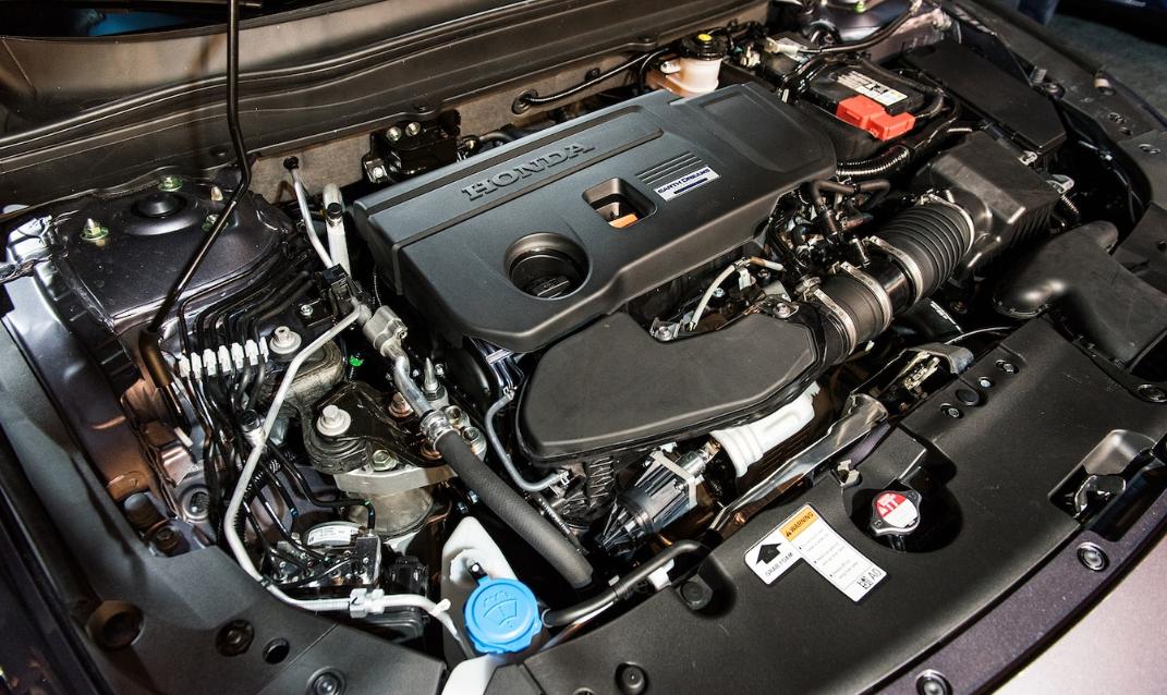 2021 Honda Accord Engine