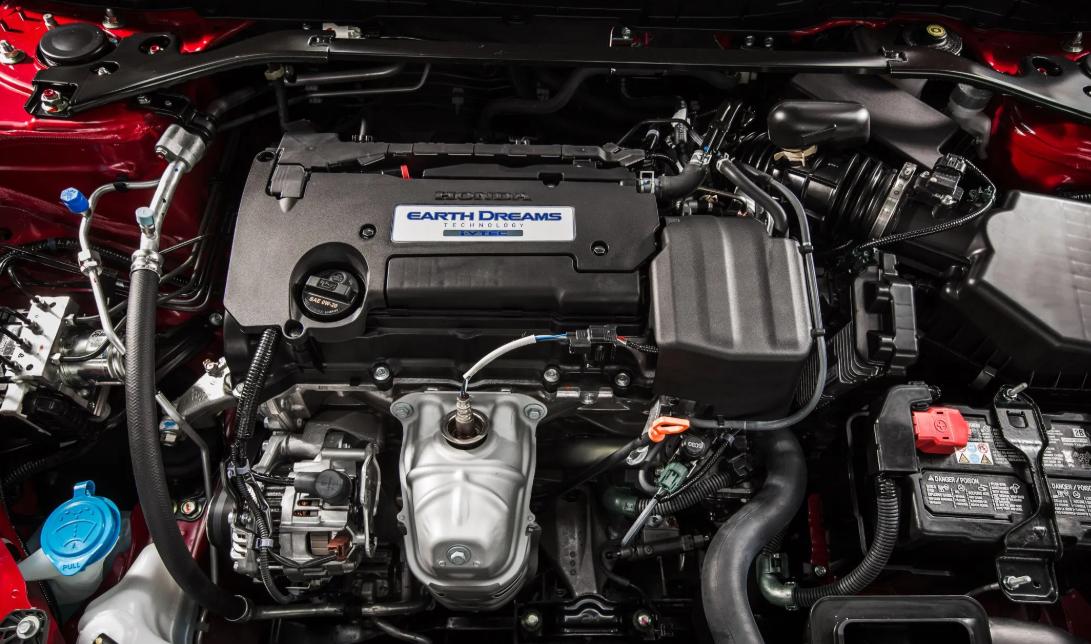 2021 Honda Accord Sport Engine