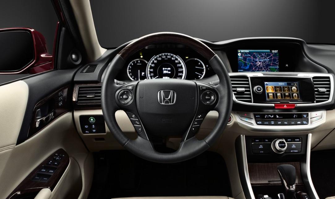 2021 Honda Accord Sport Interior