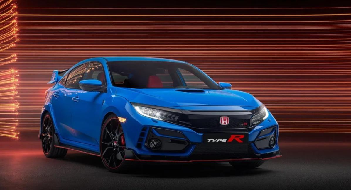 2021 Honda Civic Type R Exterior