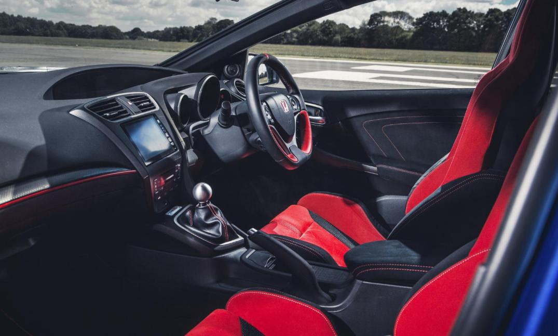 2021 Honda Civic Type R Interior