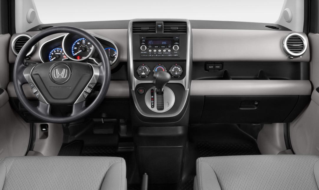 2021 Honda Element Interior