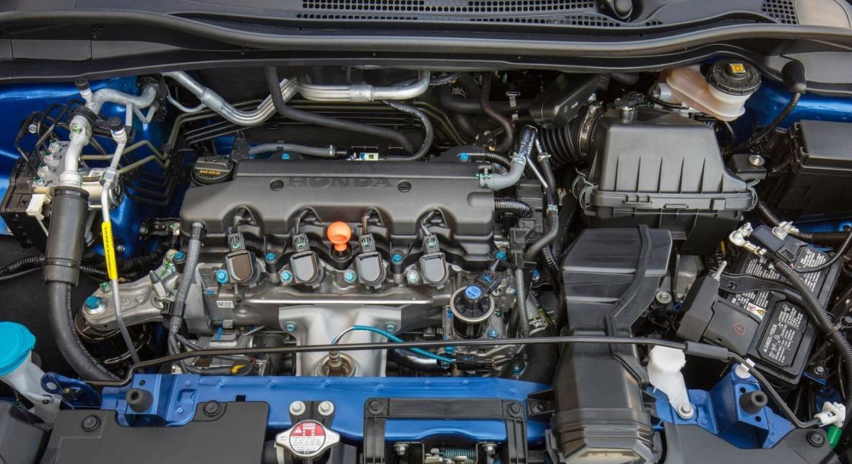 2021 Honda HRV Engine