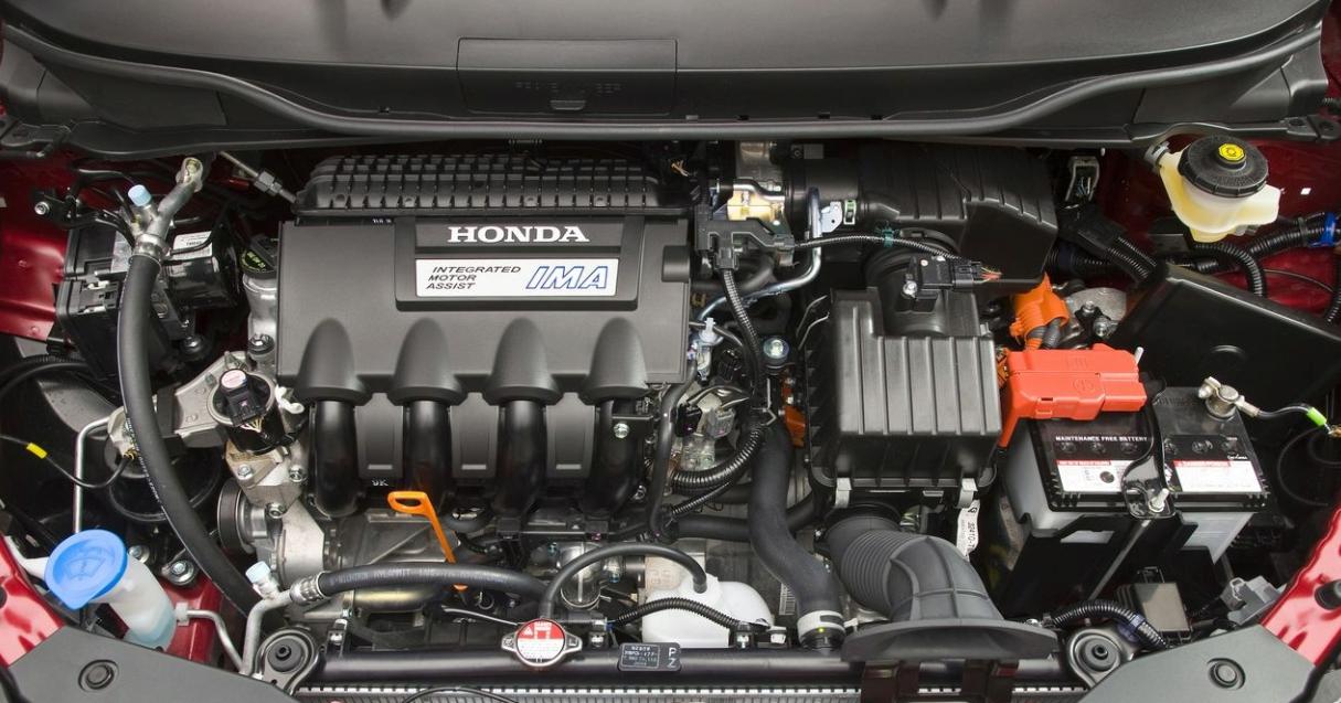2021 Honda Insight Engine