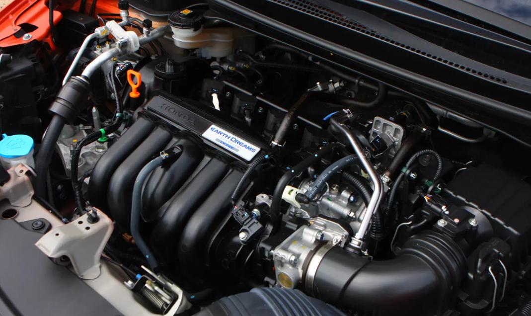2021 Honda Jazz Engine