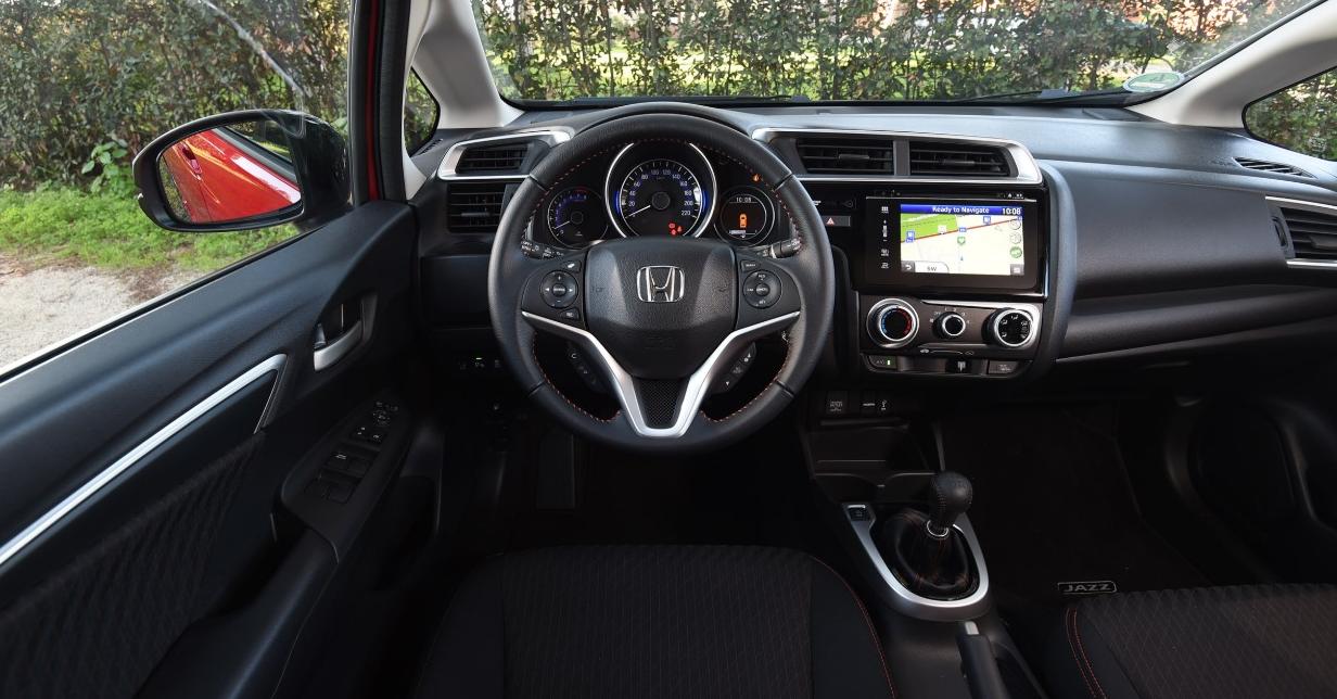 2021 Honda Jazz Interior