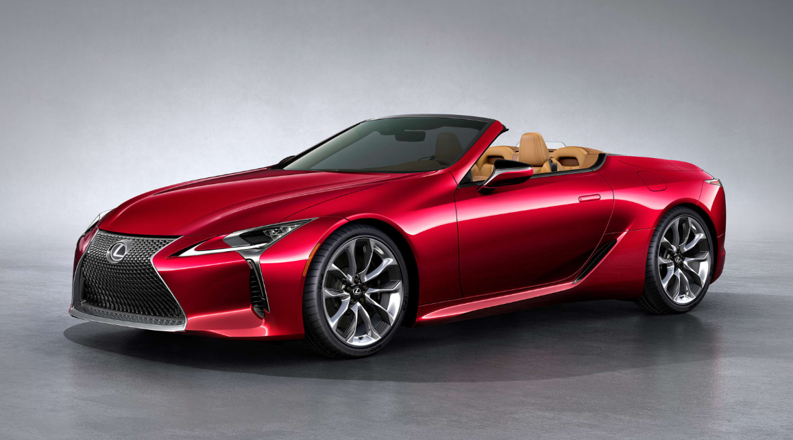 2021 lexus lc 500  latest car reviews