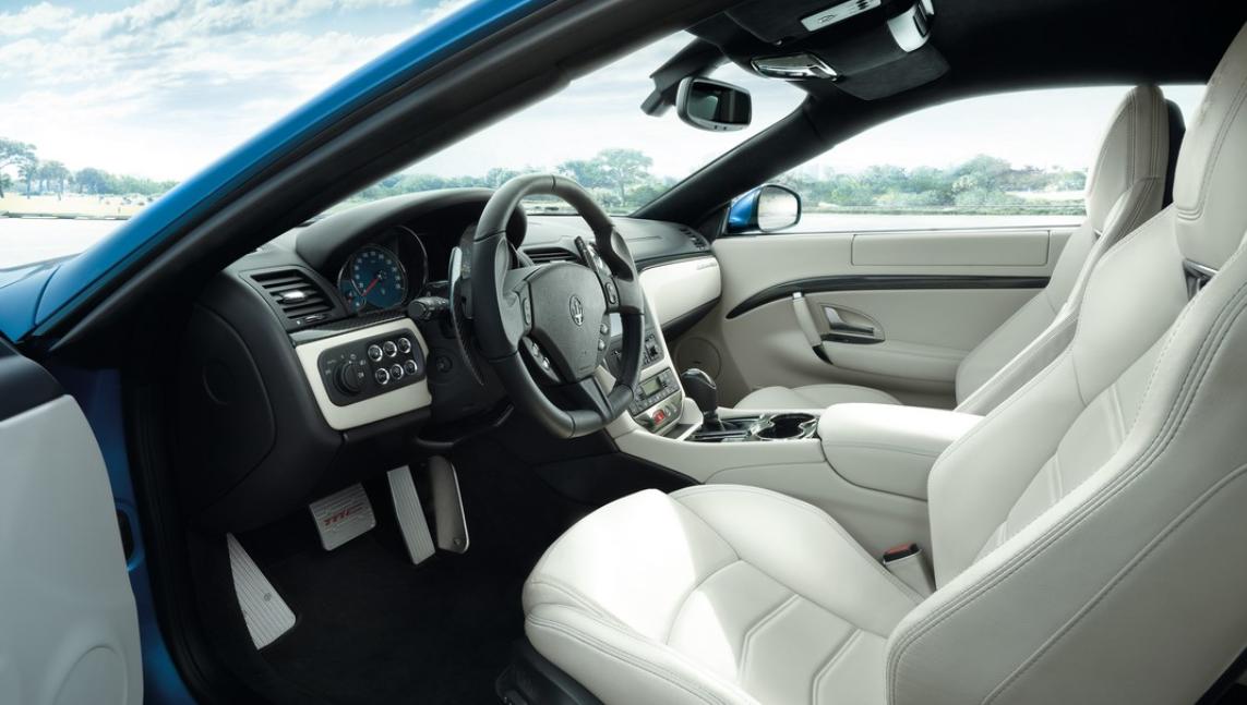 2021 Maserati Granturismo Interior