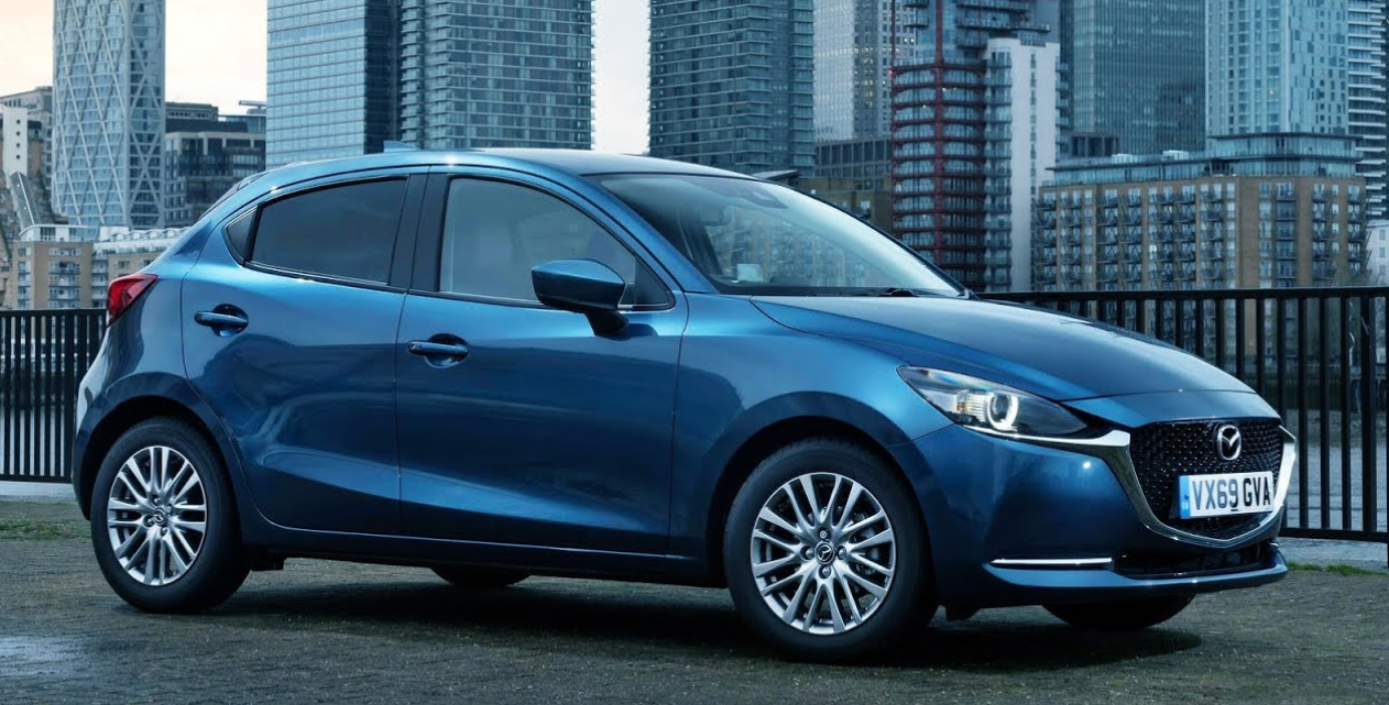 2021 Mazda 2 Exterior