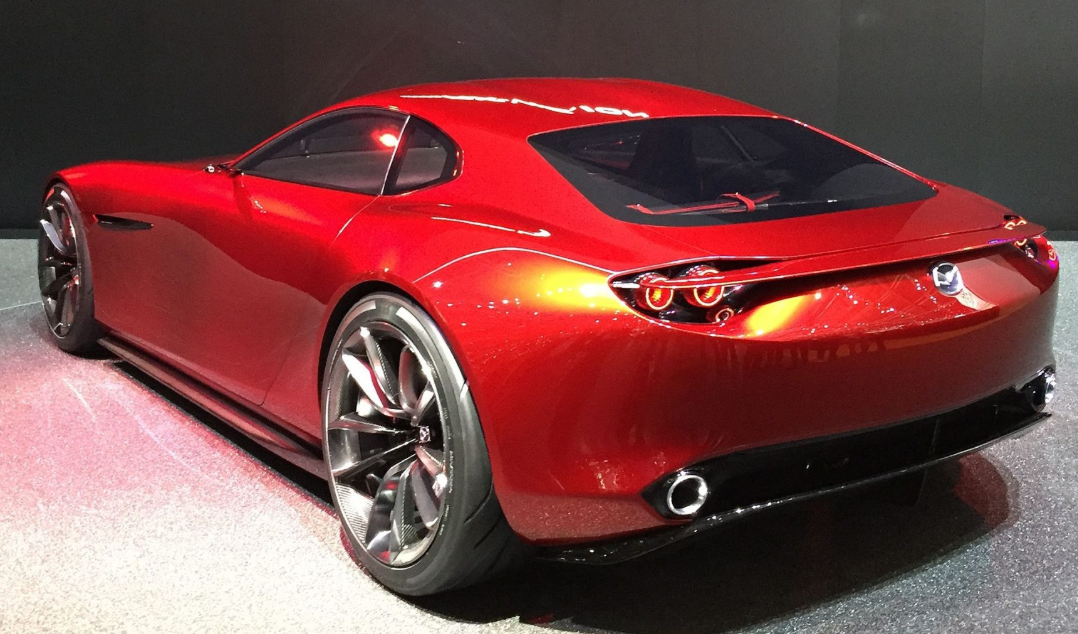 2021 Mazda RX9 Engine