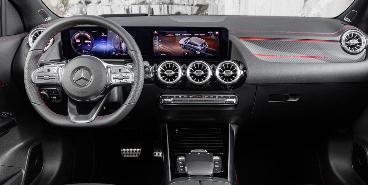 2021 Mercedes AMG GLE Interior