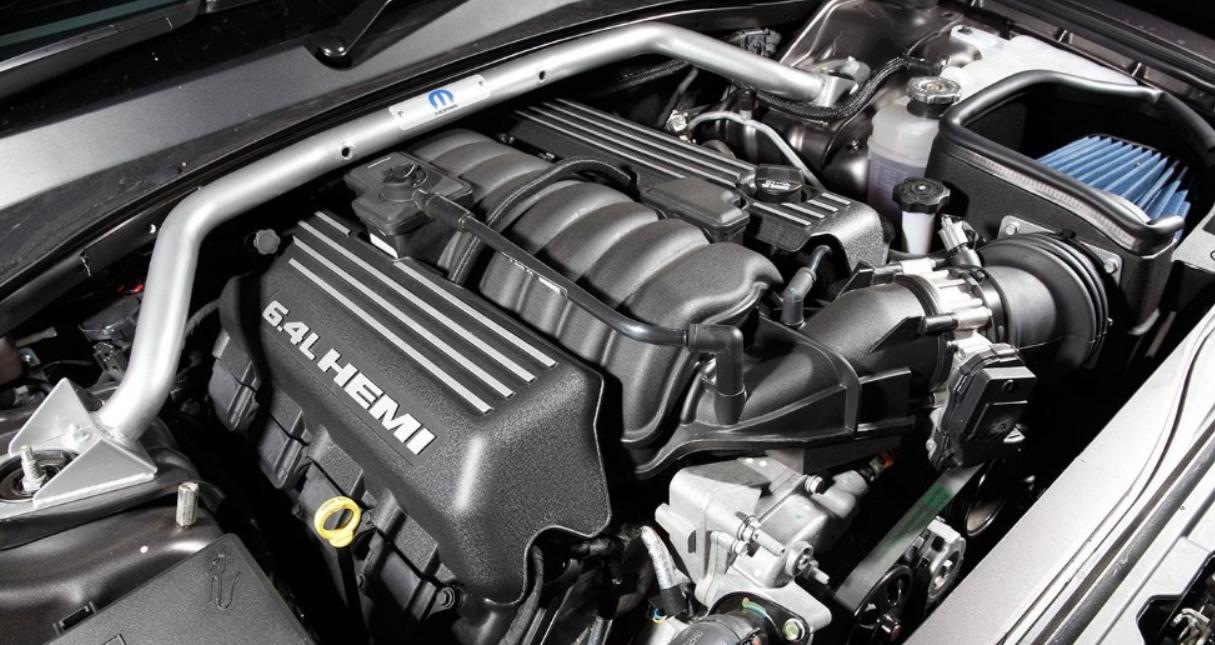 2022 Chrysler 300 Engine