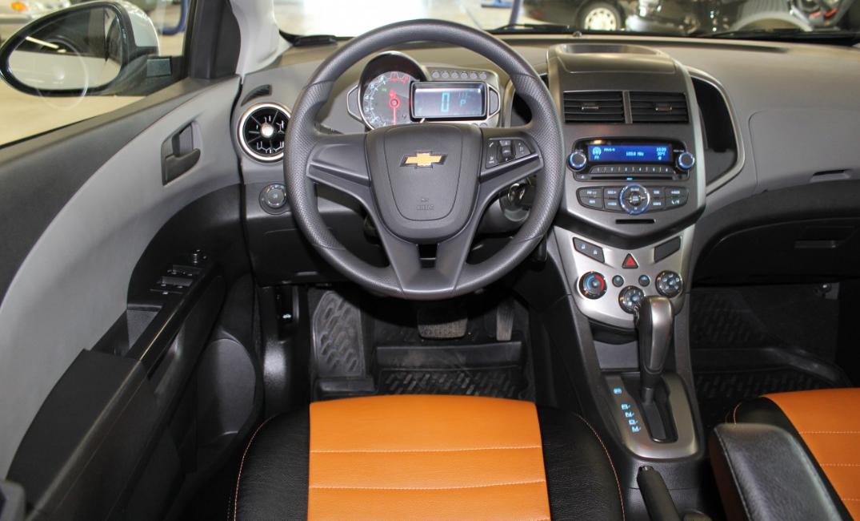 Chevrolet Aveo 2021 Interior