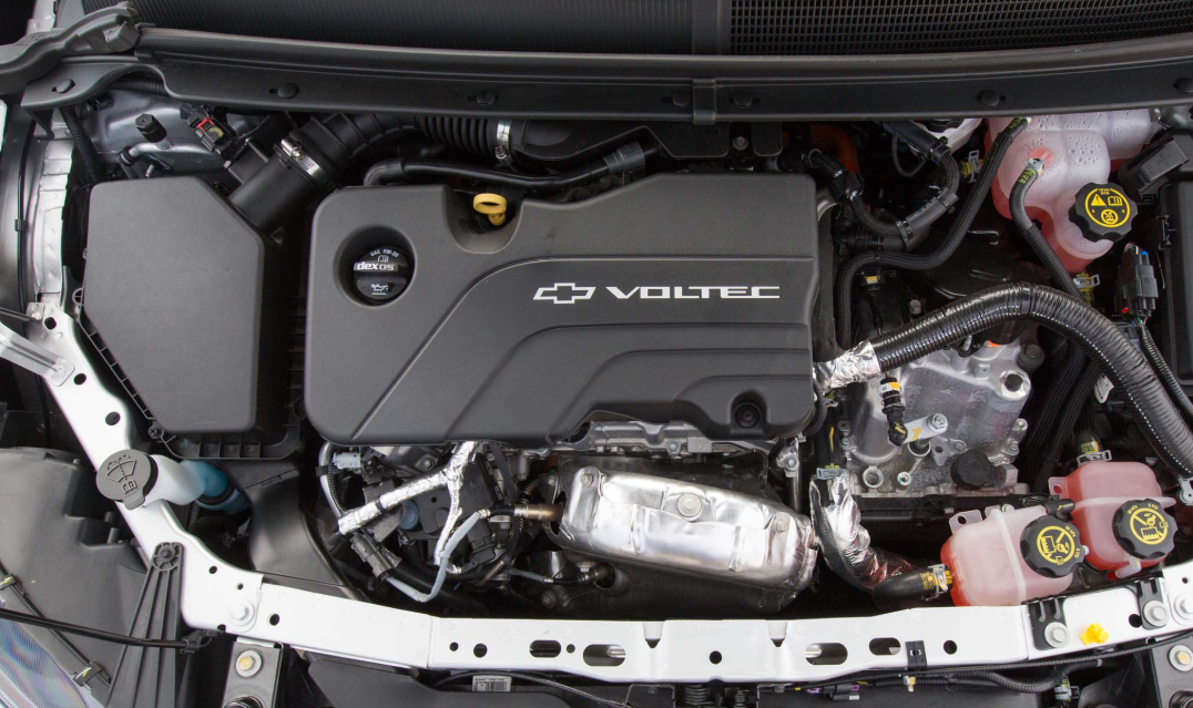 Chevrolet Volt 2021 Engine