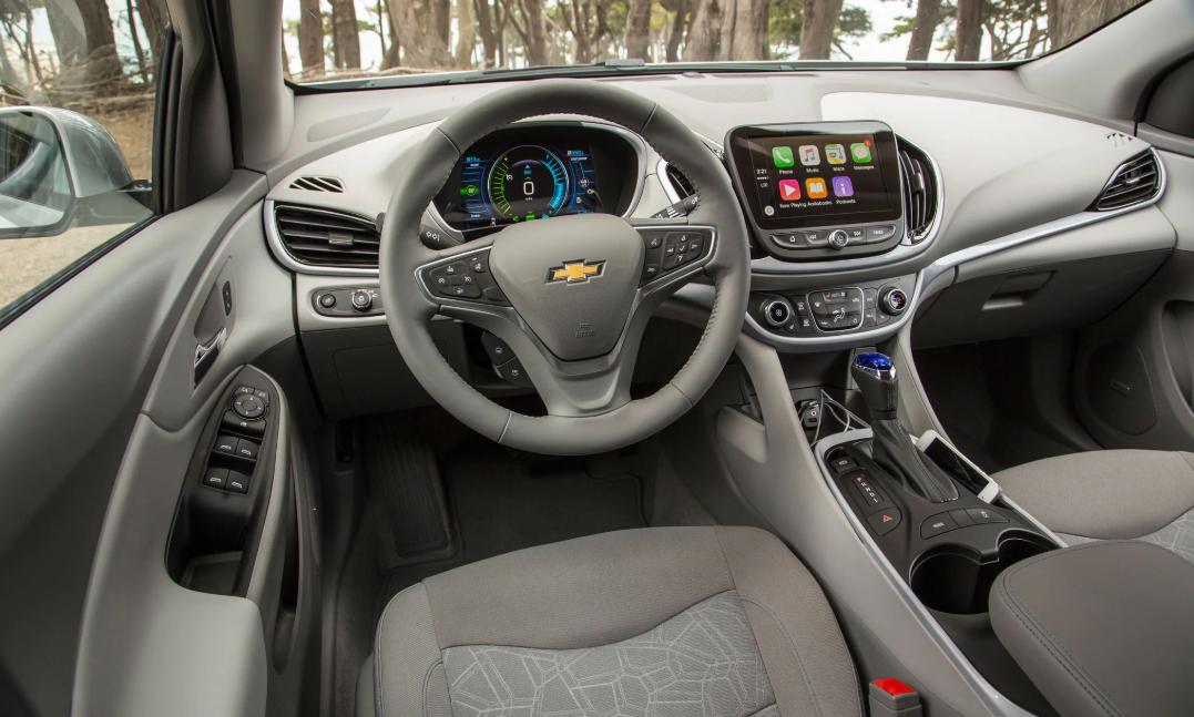 Chevrolet Volt 2021 Interior