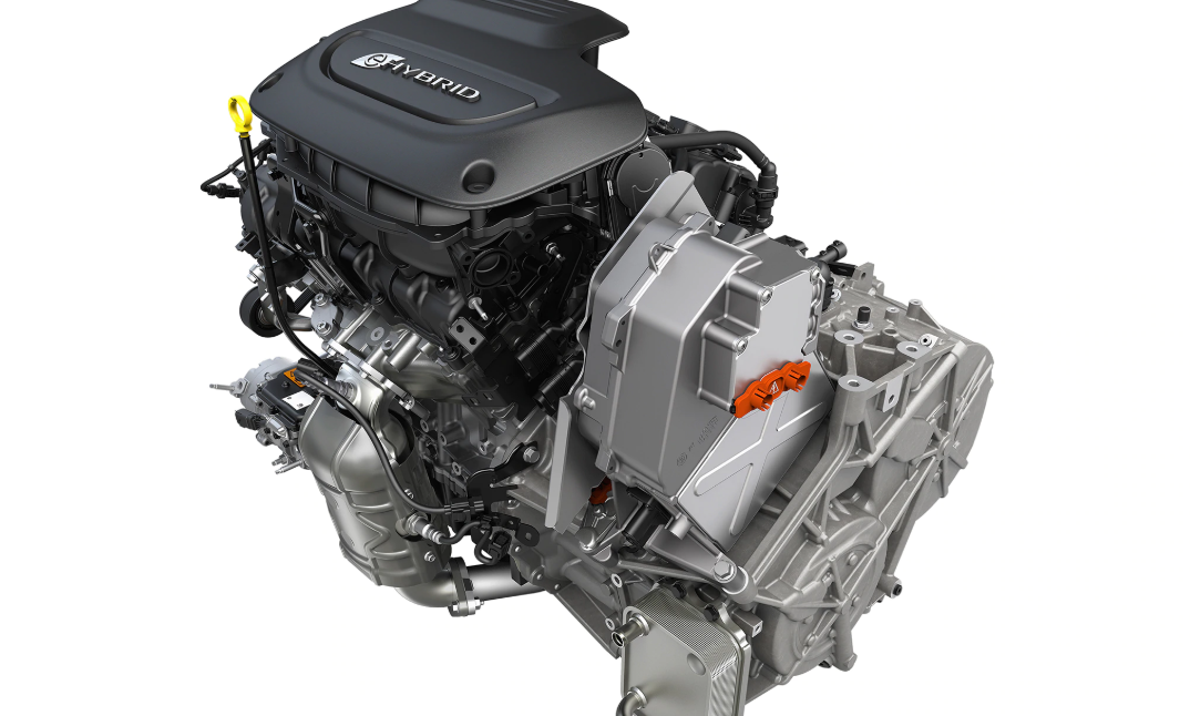 Chrysler Pacifica 2021 Engine