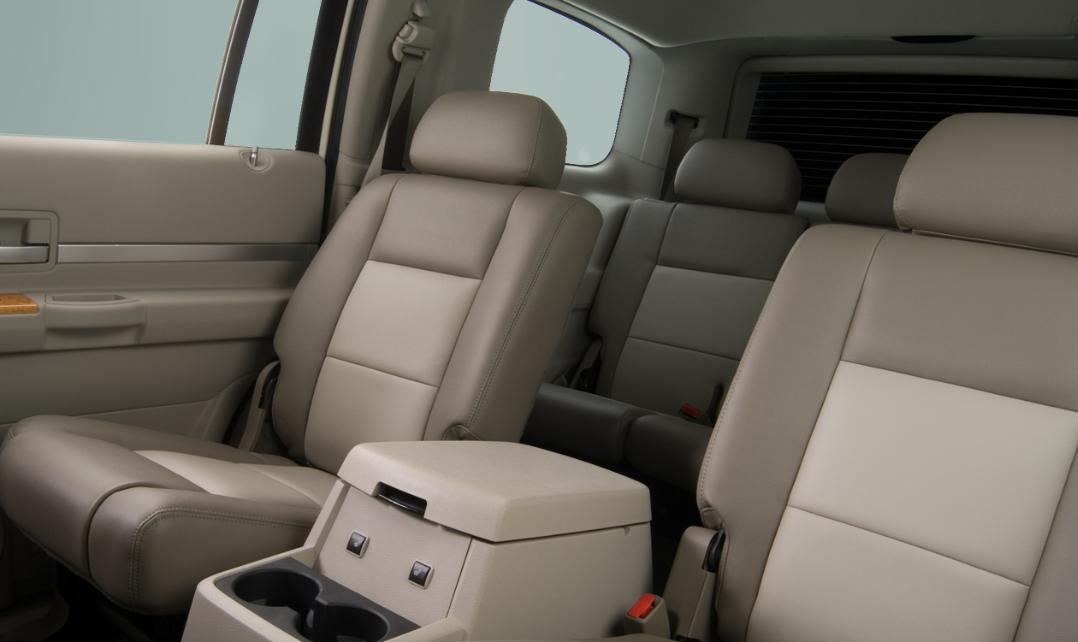 Chrysler SUV 2022 Interior
