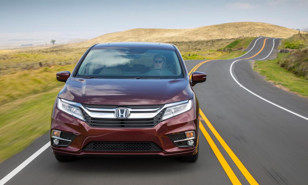 Honda Odyssey 2021 Exterior