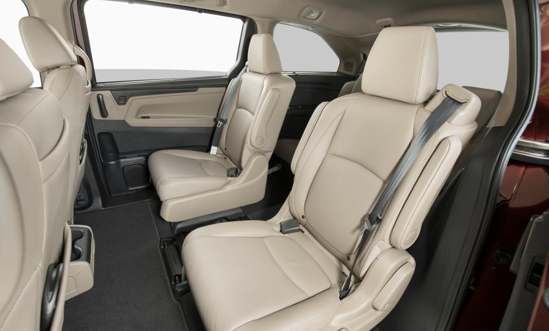 Honda Odyssey 2021 Interior