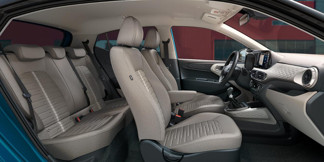Hyundai I10 2021 Interior