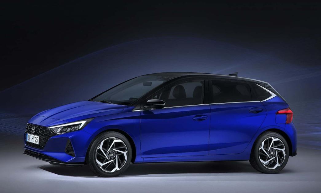 Hyundai I20 2020 Exterior