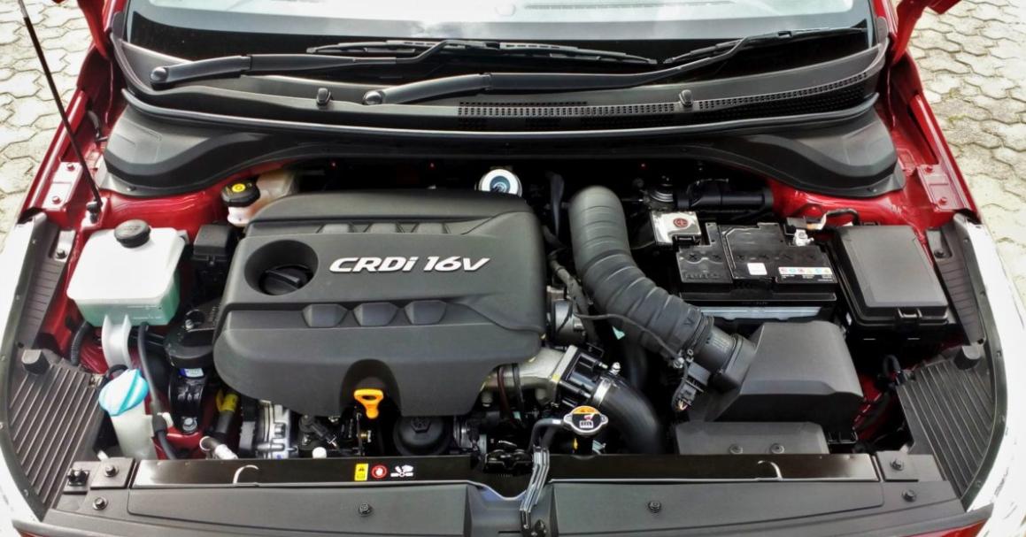 Hyundai Solaris 2021 Engine