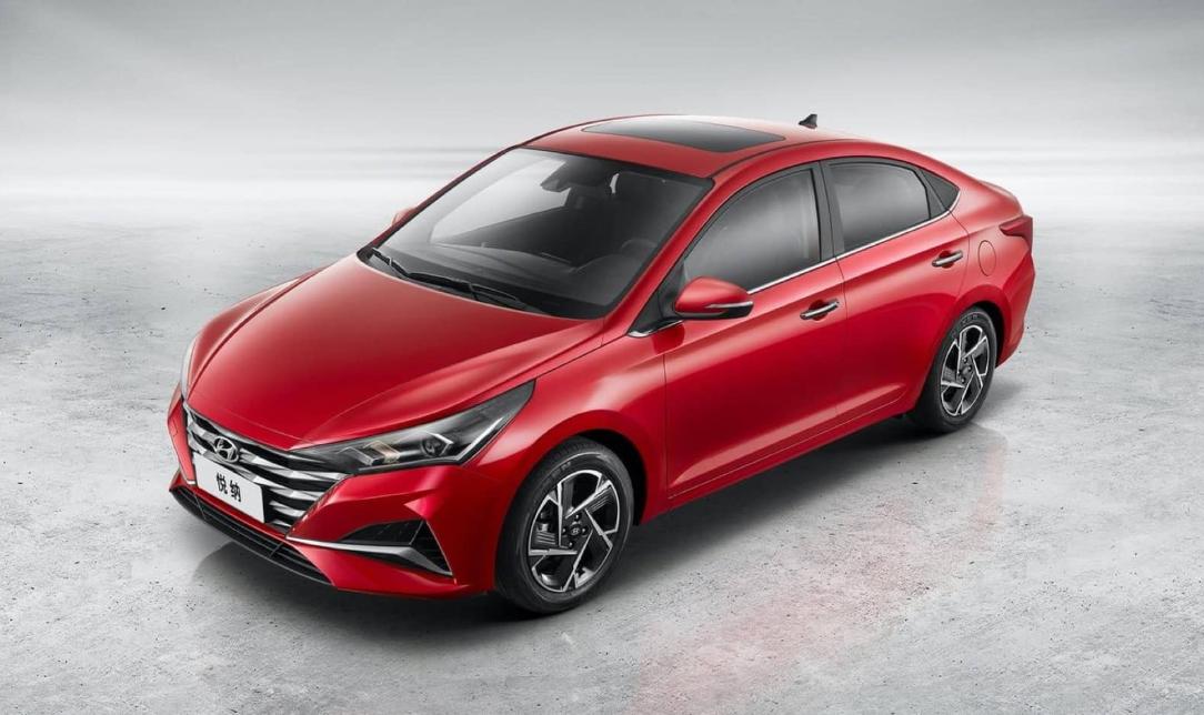 Hyundai Solaris 2021 Exterior