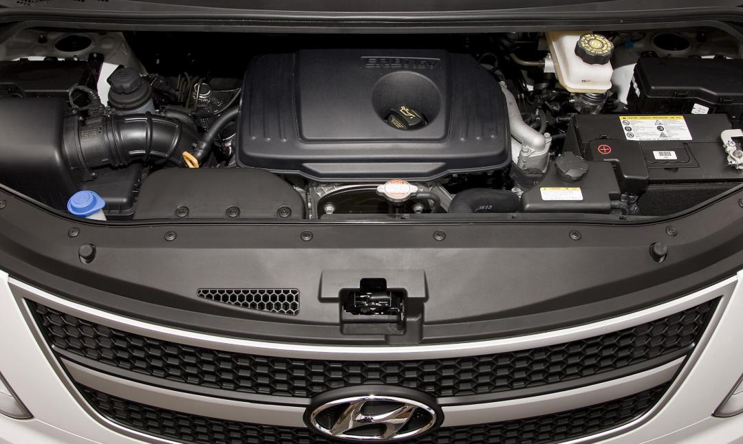 Hyundai Starex 2021 Engine